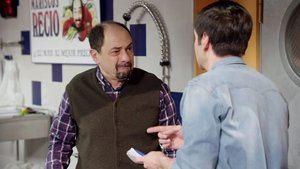 El personaje de Antonio Recio, en un fotograma de la serie 'La que se avecina'