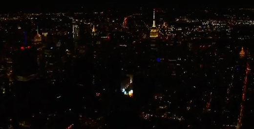 Apagón en Nueva York: un incendio dejó a oscuras varias horas buena parte de Manhattan