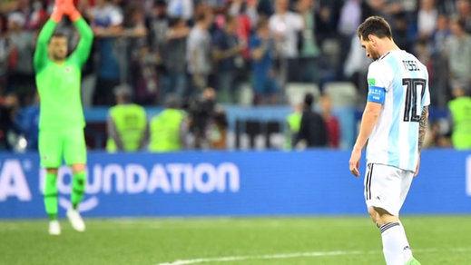 Mundial Rusia 2018: Argentina, a punto de quedarse fuera; ya lo está Perú tras caer ante Francia (1-0)