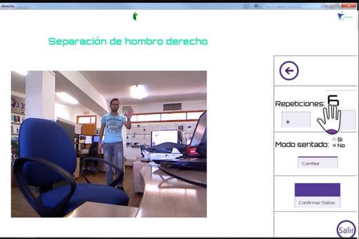 Un alumno de la UCLM desarrolla una aplicación que facilita la rehabilitación de la artritis