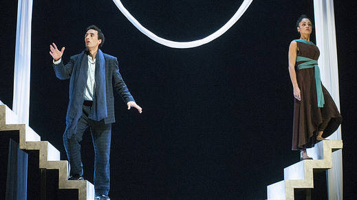 'Así que pasen cinco años': Atalaya vuelve a sus orígenes con un magnífico montaje de la obra de Lorca