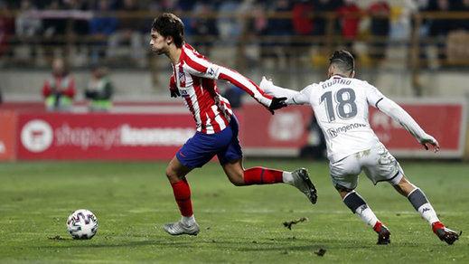 El Atlético de Simeone se da el trastazo mayor en la Copa y abre una crisis (2-1)