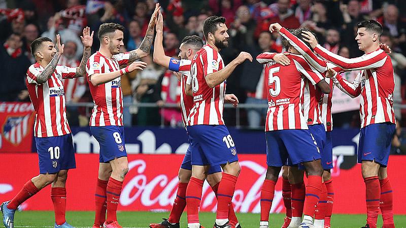 El Atleti remonta al Villarreal y culmina una semana de euforia (3-1)
