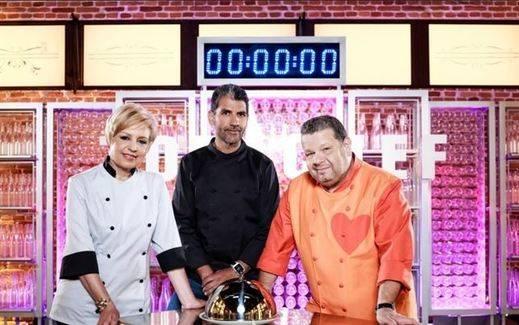 El jurado de Top Chef en la tercera edición