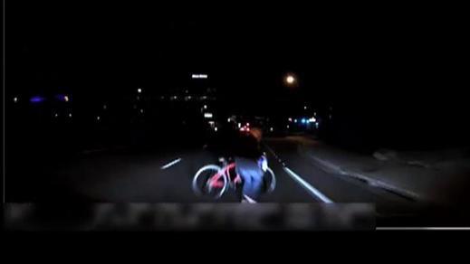 Difunden el vídeo del atropello del coche sin conductor en EEUU