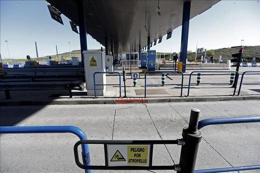 Fomento restablecerá el equilibrio económico de la autopista Madrid-Toledo
