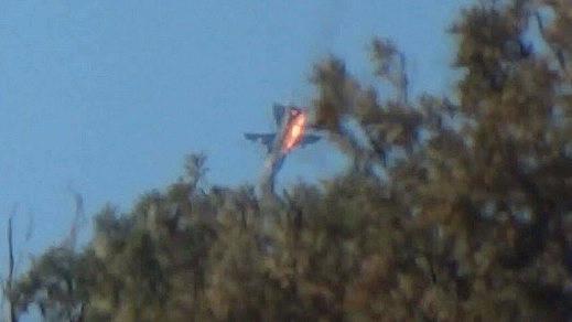 Máxima tensión internacional después de que Turquía derribara un avión ruso en Siria