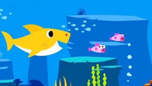 La canción infantil 'Baby Shark' se convierte en el vídeo más visto de YouTube