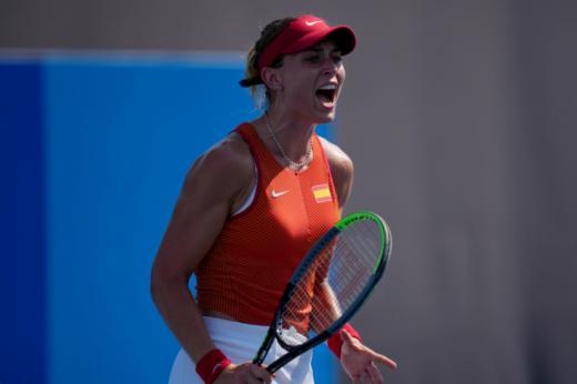 El tenis español sigue a tope en Tokio 2020: Badosa, Sorribes, Muguruza, Carreño y Davidovich continúan adelante