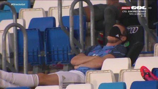El gesto de Bale en la grada que ha indignado al madridismo