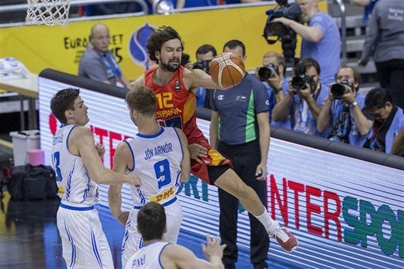 España supera (73-99) a Islandia y endereza el camino a cuartos del Eurobasket