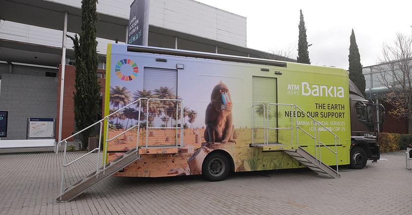 Bankia colabora en la Cumbre del Cambio Climático (COP25)