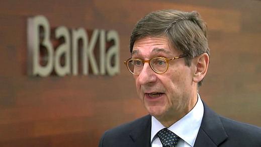 Bankia ganó 744 millones en los 9 primeros meses del año