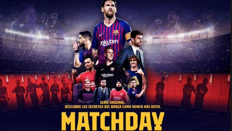 Valverde, humillado públicamente en el documental del Barça: 'Matchday'