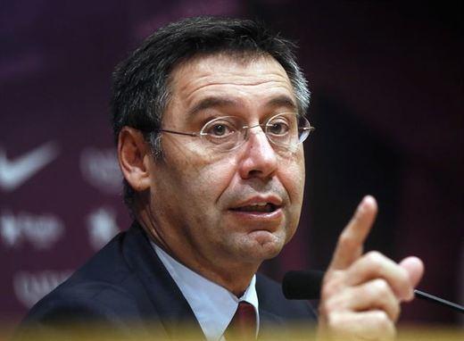 El triplete, decisivo para la victoria de Bartomeu ante Laporta en las presidenciales del Barça