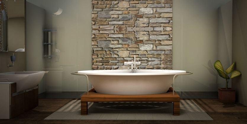 3 estilos modernos para la decoración de baño