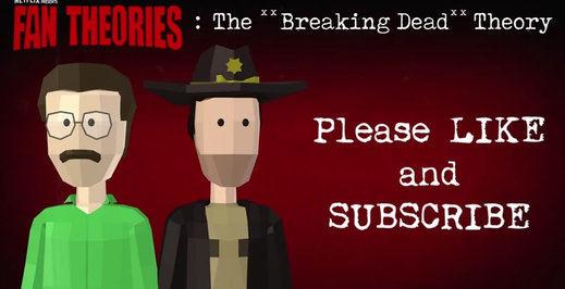 Siguen alimentando la teoría de que el apocalipsis zombie de 'The Walkind Dead' lo causó Walter White