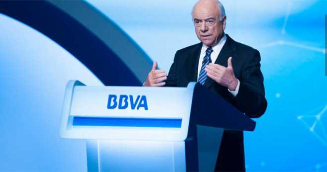 Francisco González es reelegido presidente de BBVA con más del 96% de los votos