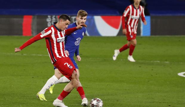 Cae el Atleti prematuramente en Champions y las miradas se dirigen a Simeone (2-0)
