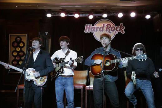 Los Beatles 'vuelven' a Las Ventas medio siglo después de la mano de sus mejores imitadores