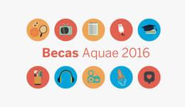 Nueva edición de Becas de Fundación Aquae