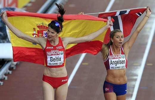 Ruth Beitia lidera el equipo español a los Europeos de Atletismo