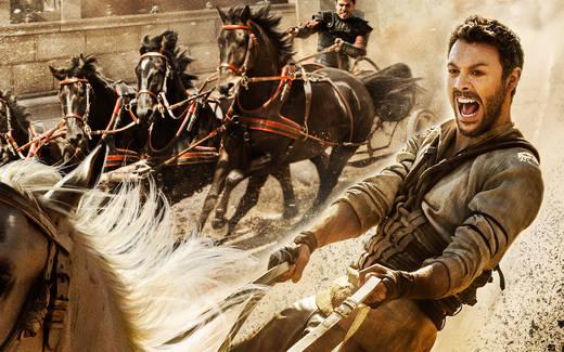 El espectacular remake de 'Ben-Hur', estreno estelar de la semana