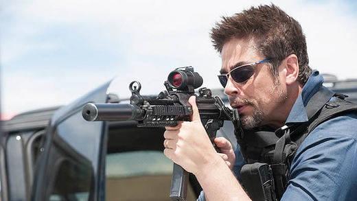 Benicio del Toro, Hilary Swank y Tommy Lee Jones, estrellas destacadas en los estrenos