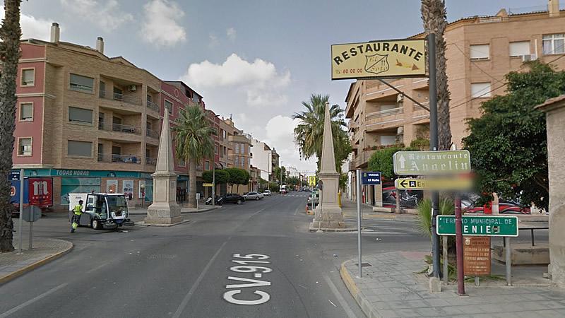Un caso estremecedor de violencia de género: un hombre mata en Beniel (Murcia) a su hijo de 10 años como venganza a su ex pareja