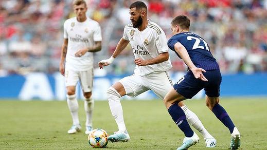 El alarmante balance del Madrid: 3 derrotas y un empate en la pretemporada