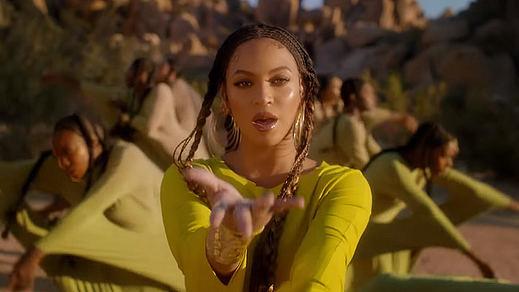Beyoncé presenta nuevo disco aprovechando la promoción de 'El Rey León', donde es una de las estrellas