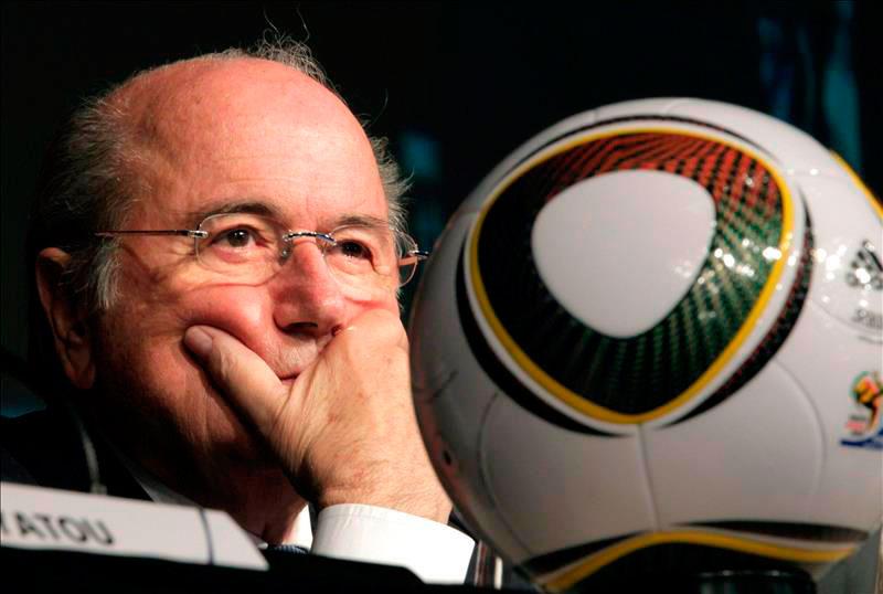 Blatter cree que irá al cielo: 'No soy corrupto'