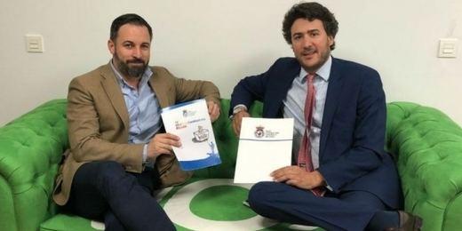 El presidente de la Federación Española de Caza, nuevo fichaje de Vox
