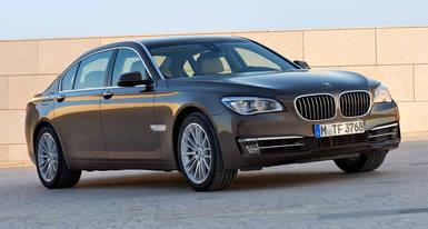 BMW se apoya en Uber para vender su nuevo Serie 7