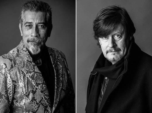 El mítico Bogui nos regala a dos músicos míticos: Jeff Espinoza & Ramón Arroyo presentan su extraordinario 'Gypsy Runner'