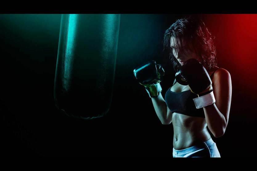 El boxeo como alternativa para tonificar el cuerpo