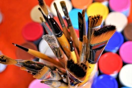 Decoración Navideña DIY con pintura acrílica