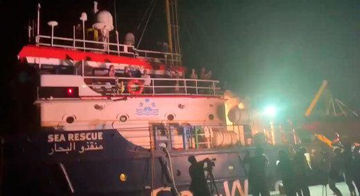 Carola Rackete, capitana 'Sea-Watch 3'
