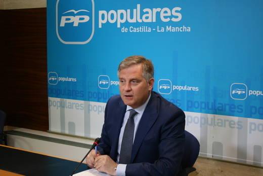 El PP-CLM tacha de
