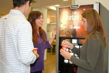 La alta calidad del café de cápsulas llega al vending de Euskadi de la mano de Café Fortaleza y Philips Saeco