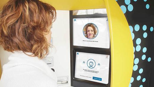 Los cajeros con reconocimiento facial de CaixaBank, mejor proyecto tecnológico del año