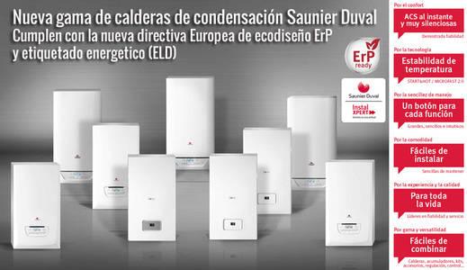 Calderas Saunier Duval: la mejor caldera para tu hogar