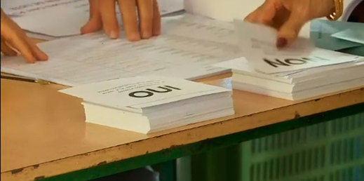 Referéndum de autodeterminación: Nueva Caledonia vota 'no' a independizarse de Francia