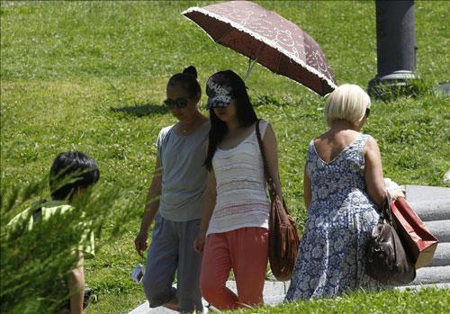 Castilla-La Mancha estará en alerta naranja este domingo por altas temperaturas