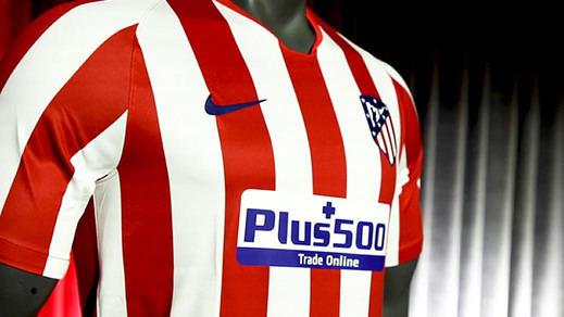 El Atleti muestra su nueva camiseta de 2019-20