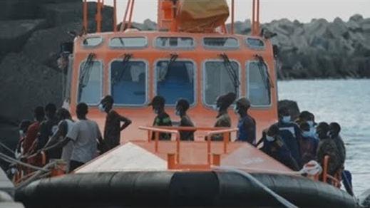 Aumenta la presión migratoria sobre las islas Canarias