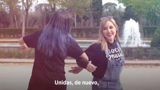 Unidas Podemos lanza una canción de rock como himno de campaña: 'Se puede'