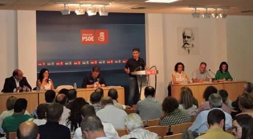Manuel González Ramos y Matilde Valentín, candidatos del PSOE de Albacete al Congreso y al Senado
