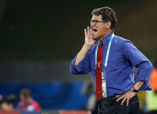 Otro fracaso de Fabio Capello: cesado al frente de la selección rusa