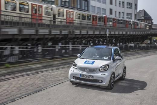 Car2go (Daimler) empieza con buen pie en China